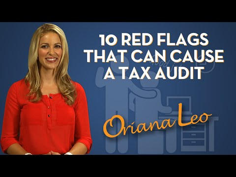 10 Red Flags That Can Cause a Tax Audit
