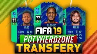 FIFA 19 | POTWIERDZONE TRANSFERY | #1 - Zaczynamy karuzelę!