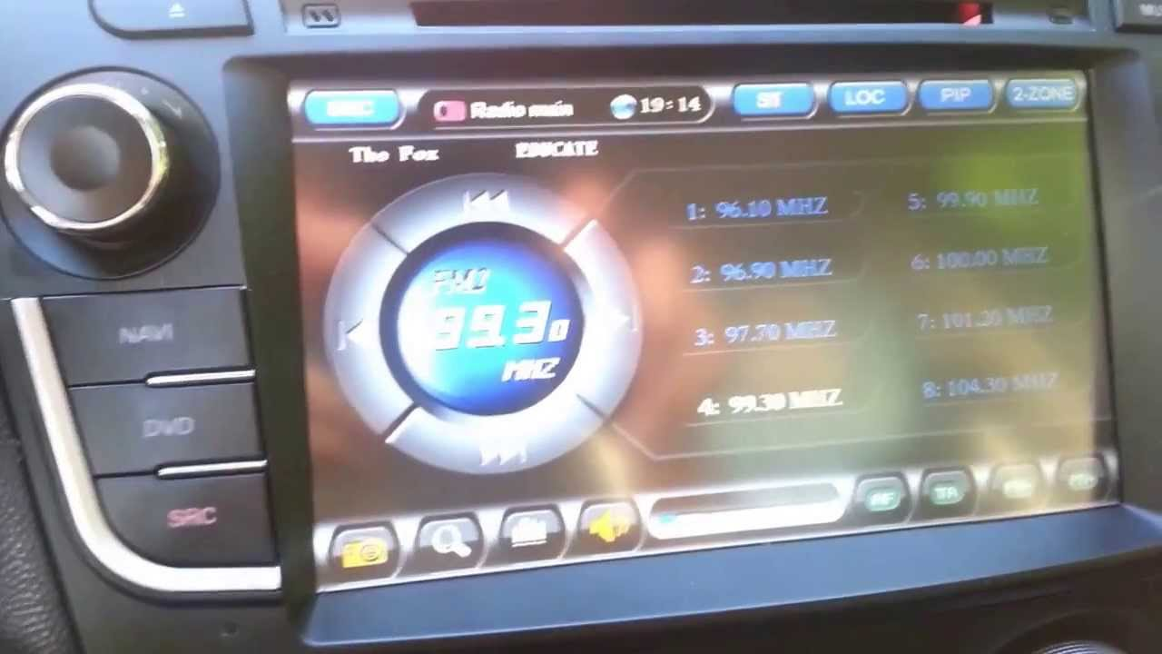 2012 mazda 5 aftermarket dvd gps feature overview youtube. Black Bedroom Furniture Sets. Home Design Ideas