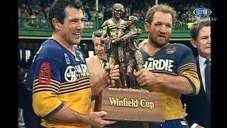 Parramatta's 1986 Grand Final Victory
