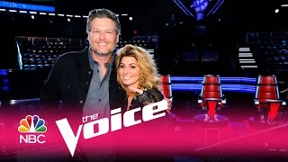The Voice 2017   Outtakes  You're Creeping Me Out! (Digital Exclusive)