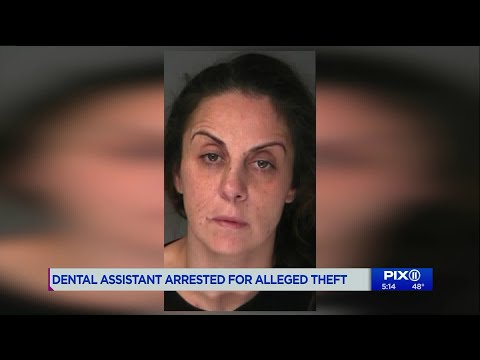Dental assistant arrested for allegedly stealing jewelry from patients on Long Island