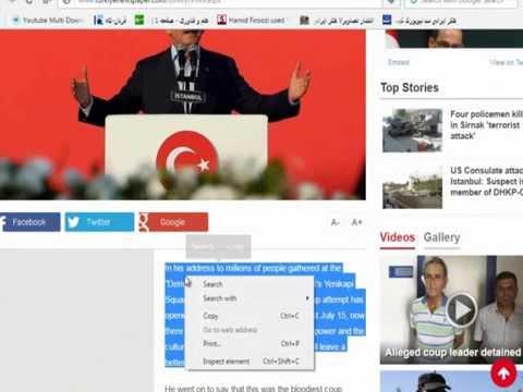 Turkey English News