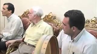 رشيد غلام مع فرقة انشاد دمشقية في جلسة سورية الجزء الثاني كاملا