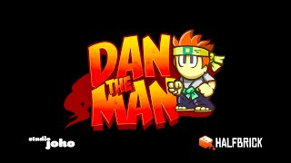 DAN THE MAN [HD] - [iOS] Gameplay Trailer