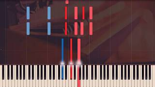 Frédéric Chopin - Nocturne No. 2 in F sharp Minor, Op. 48 (Synthesia)