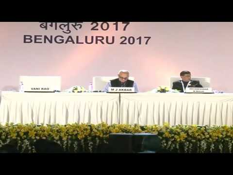 PBD 2017 Plenary Session I: Indian Diaspora: Catalysts for realizing India's Development Vision