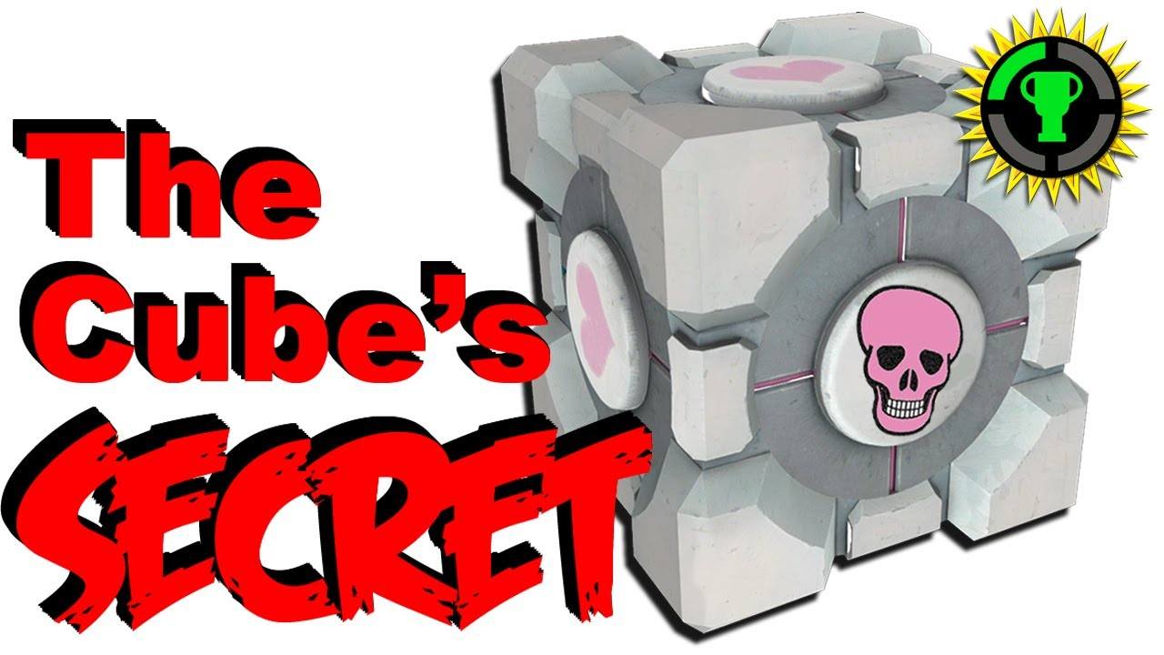 Game Theory: Portal's Companion Cube has a Dark Secret