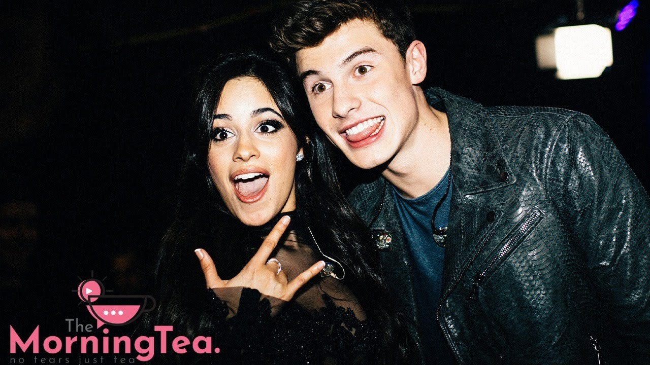 Shawn Mendes SECRETLY Proposed To Camila Cabello?! | The Morning Tea Live