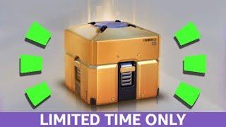 Overwatch - FREE GOLDEN LOOTBOX