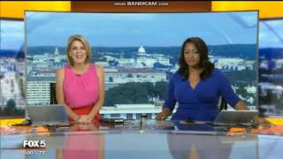 KSWB Fox 5 Morning News at 6am open July 5, 2019