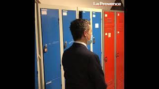 """Visite nocturne du ministre de l'Intérieur dans un commissariat marseillais : """"c'est dégueulasse"""""""