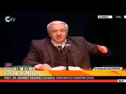 Kısa Sûrelerin Tefsîri - Leyl Sûresi - Prof.Dr. Mehmet Okuyan