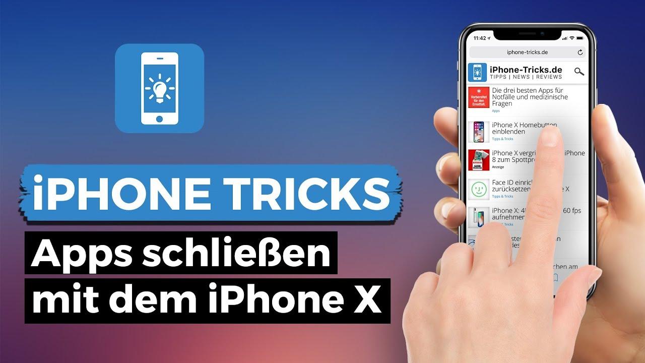 Iphone hintergrund apps schliessen