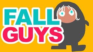 【FallGuys】王冠に食らいつけ【にじさんじ/轟京子】