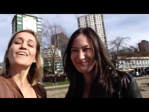 The amazing Luvia Petersen and Jennifer Spence want to meet YOU at WiSHCon2016!