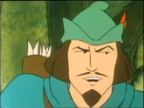 The adventures of Robin Hood part 1
