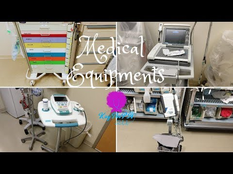 Top Medical Equipments Used In The Hospital