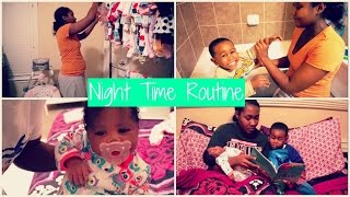 my night time routine young single mommy of 2