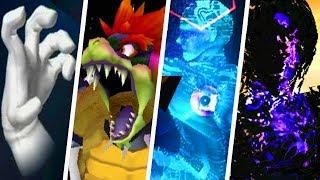 Evolution of Final Boss Battles in Super Smash Bros. Games (1999 - 2014)