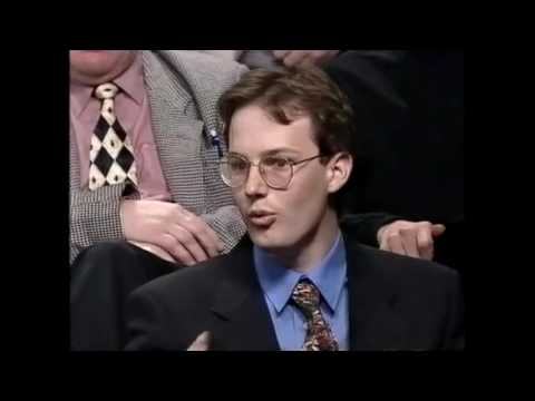 Question Time - Tony Blair hustings, 24 April 1997