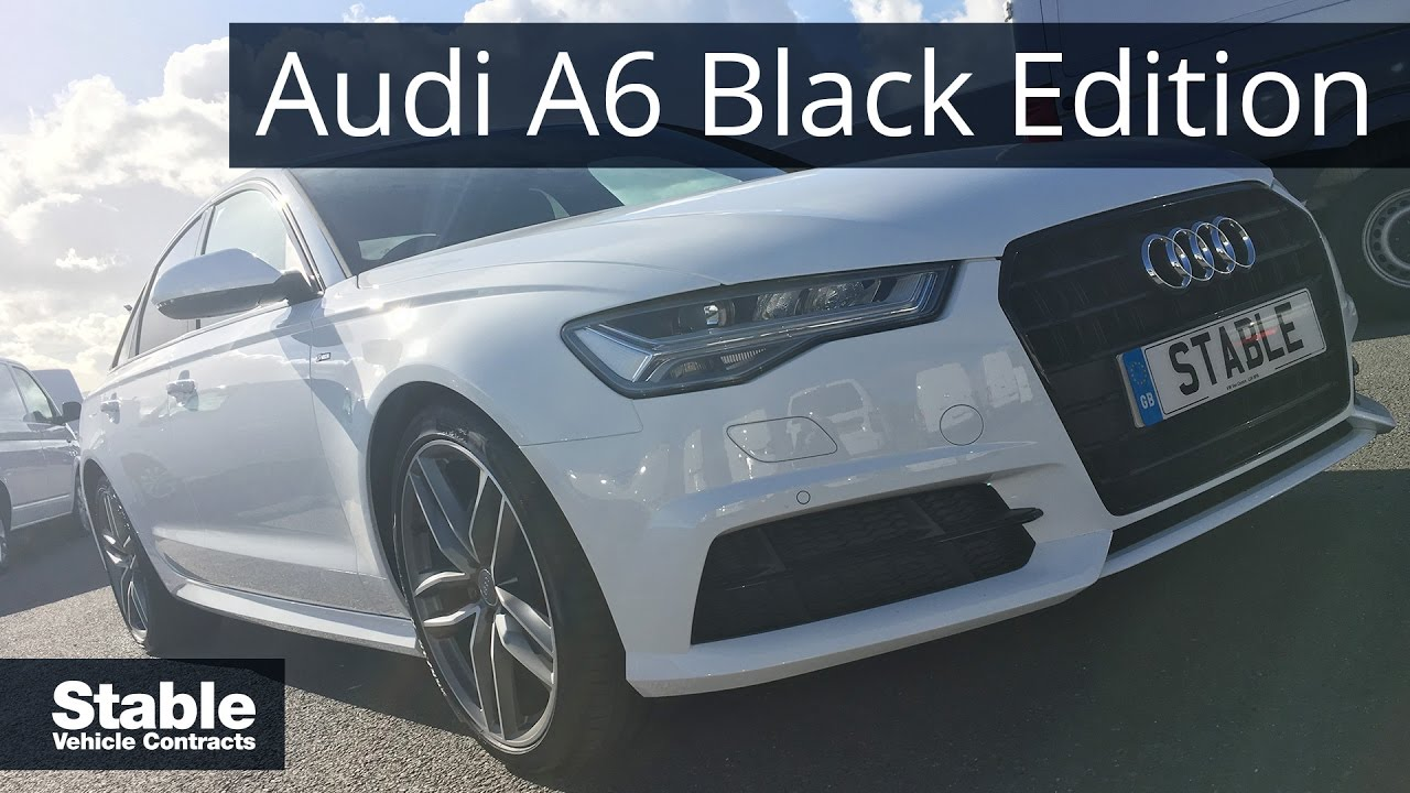 2016 audi a6 black edition 2 0 tdi ultra 190ps manual walk around rh youtube com manual de usuario audi a6 2007 manual de instrucciones audi a6 año 2000