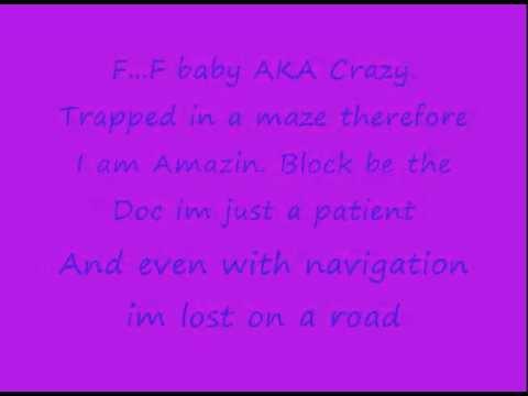 Gorilla Zoe - Lost - Lyrics