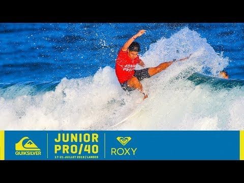 Upsets And Big Scores On Day 2: Junior Pro 40 Highlights