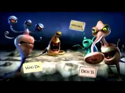 Tổng hợp Quảng cáo VIM từ năm 2008