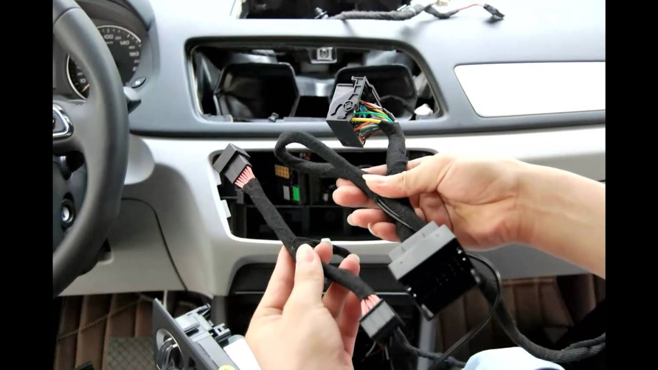 audi q3 dvd player car dvd audi q3 radio gps navigation youtube rh youtube com audi a3 dvd audi q7 dvd override [ 1280 x 720 Pixel ]