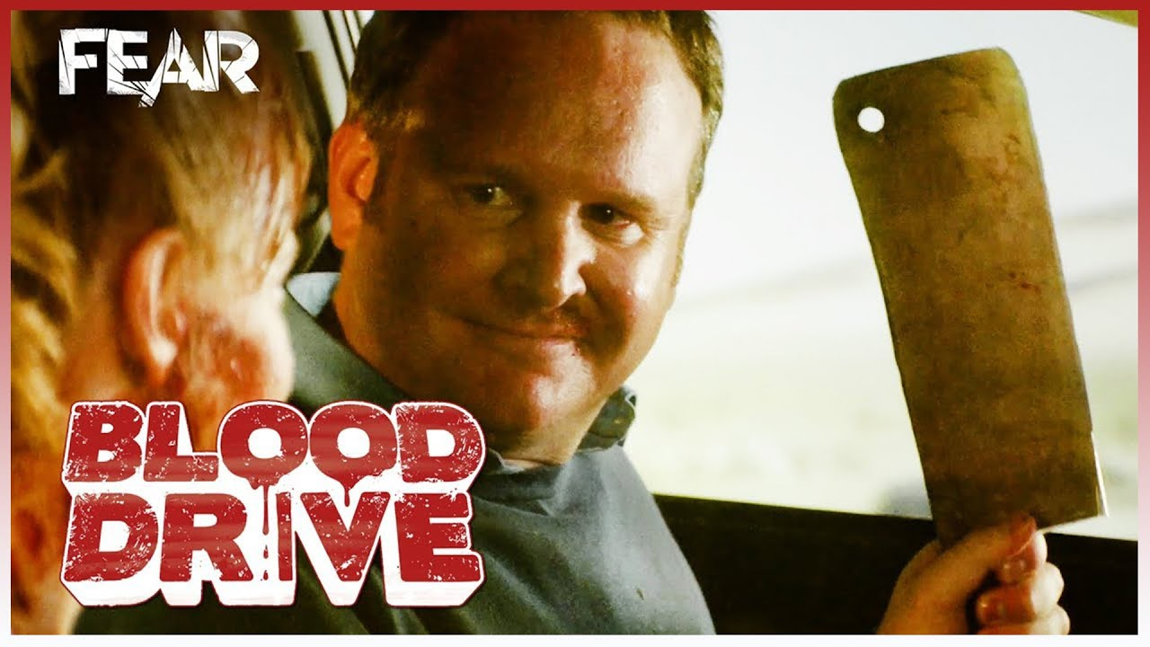 Download Who said Romance Is Dead?   Blood Drive