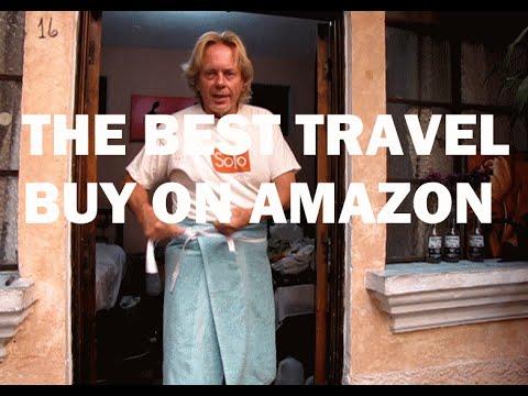 Thai Style Towel is Best Travel Towel Sold Hostels Gym Saunas Jacuzzi