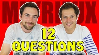 Nicolas Meyrieux (La Barbe) en 12 questions