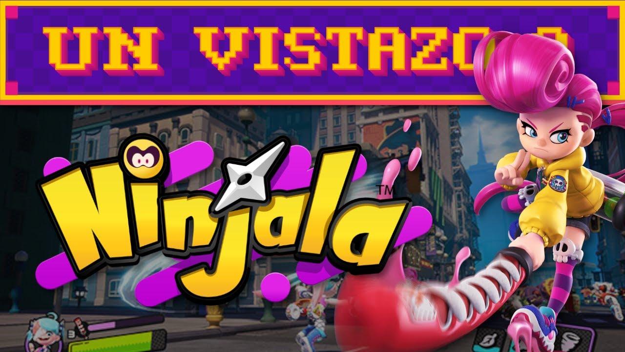 Un vistazo a Ninjala