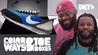 UNDERCOVER x Nike Daybreak Jun Takahashi Unboxing! Are You Coppin'? | Colorways & Toeboxes