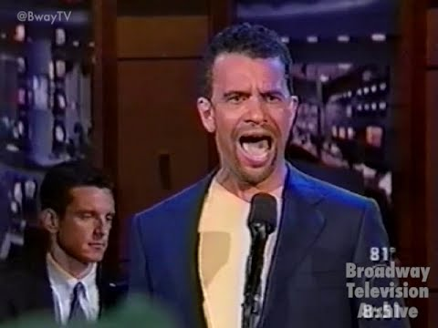 "Brian Stokes Mitchell - ""Make Them Hear You"" - RAGTIME (CBS This Morning 05-June-1998)"