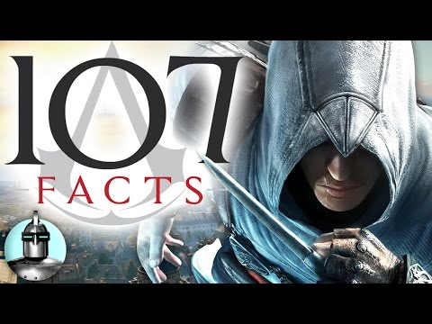 Thumbnail: 107 Assassin's Creed Facts YOU Should Know | The Leaderboard
