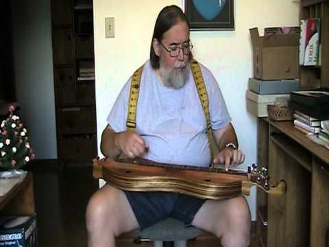 "Ben Seymour ""Shady Grove"" & ""Cluck Ol' Hen"" on Mountain Dulcimer"