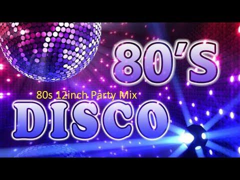 80s 12inch Party Mix     By [Dj Miltos]