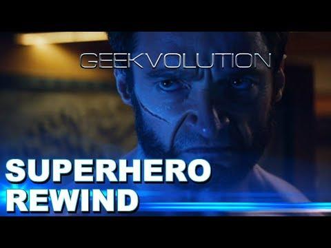 Superhero Rewind | The Wolverine