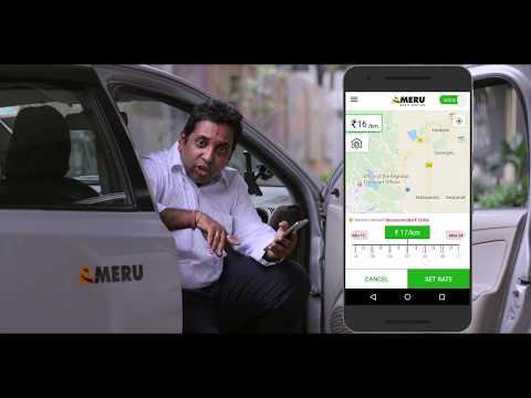 Meru Partner App (Kannada)