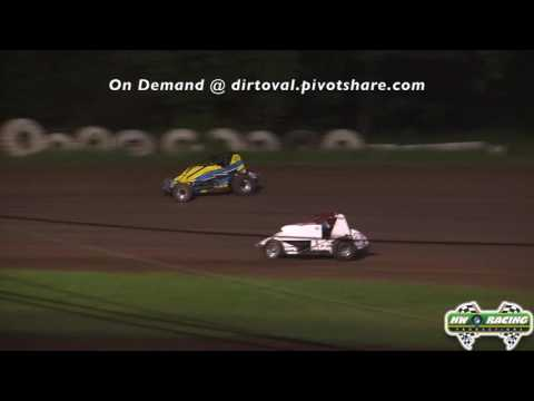 5 21 16 Wingless Sprints Highlights Cottage Grove Speedway
