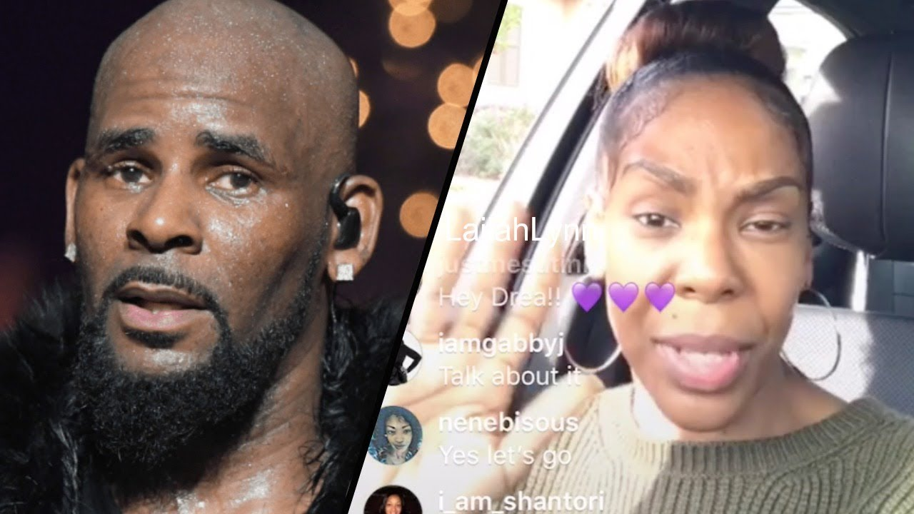 Drea Kelly Says R Kelly Fans Should Start A GoFundMe Since He QUIT Paying Child Support!