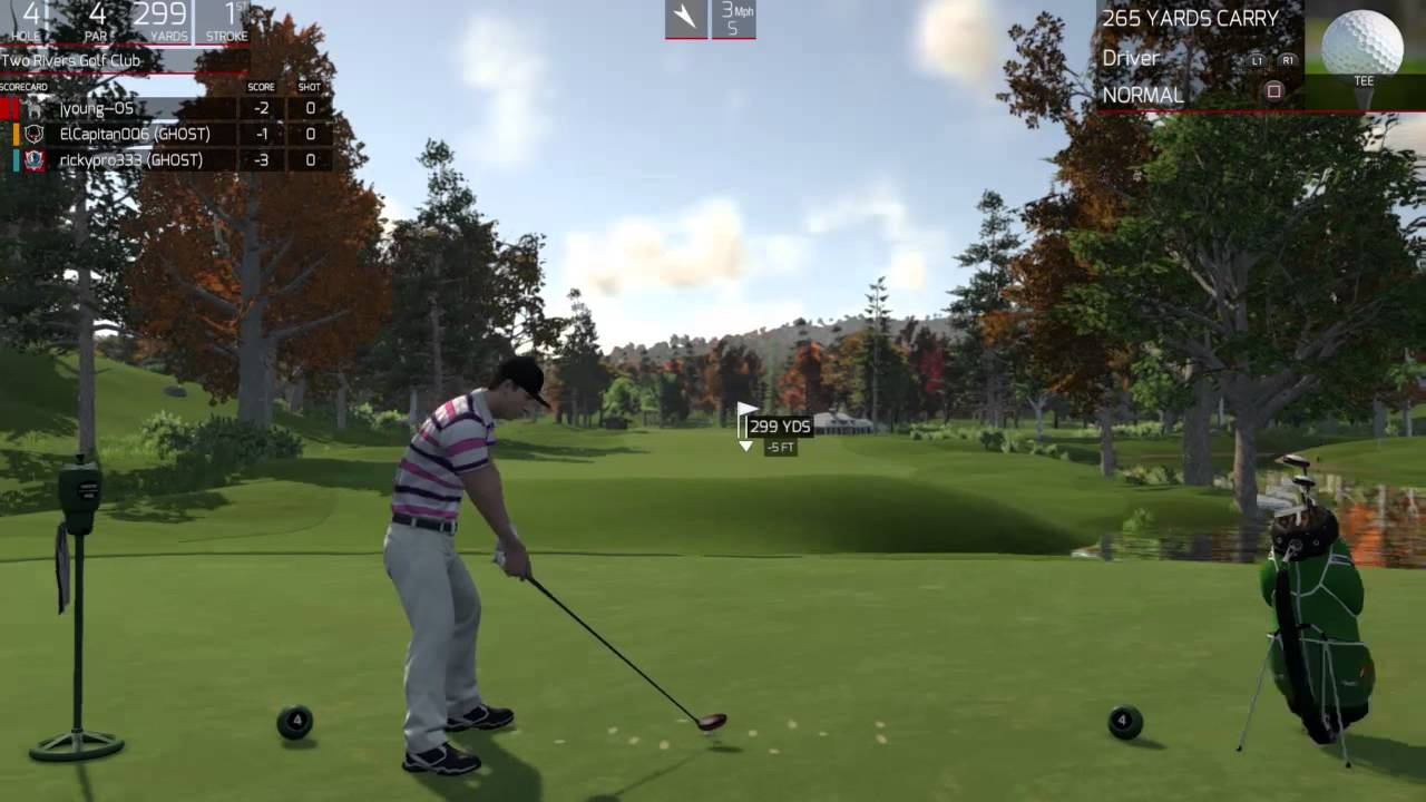 the golf club ps4 review
