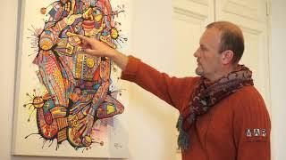 Борис Фомин о своих картинах. Полный фильм