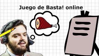 IBAI JUEGA AL BASTA! ONLINE | Twitch stream