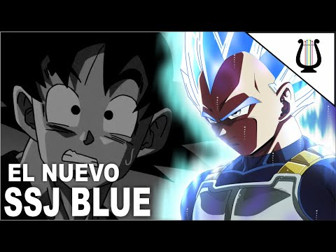 El Nuevo SSJ Blue - Vegeta Finalmente Supera a Kakaroto - análisis Manga 60 - Dragon Ball Super