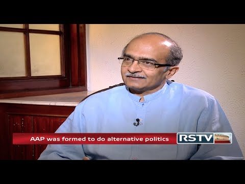 To The Point with Prashant Bhushan
