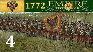 Россия 1772 #4 Empire Total War Pirates Uber Alles max