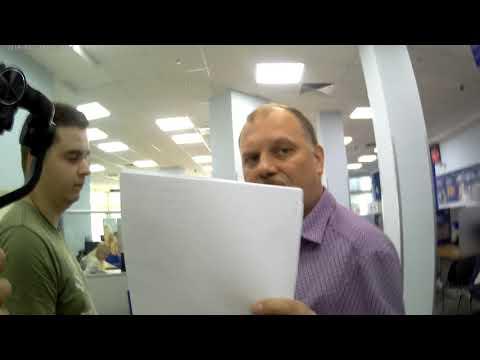 """ВТБ Краснодар  это """"шарашка"""" даже уголка потребителей нет"""